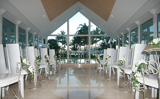 Hilton Wedding Chapel