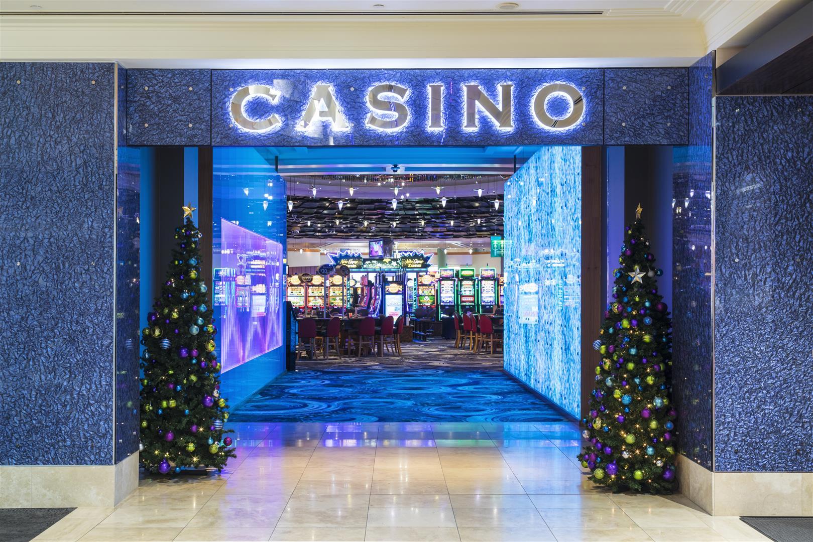 Reef Hotel Casino Refurbishment