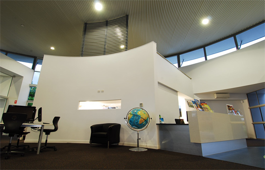 St Thomas's School Library